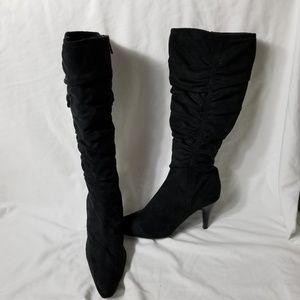 Apostrophe Boulevard high heeled Boots